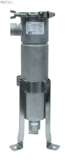 Корпус фильтра тонкой очистки мешочного типа 04 Haugzhou Mey MBH-4-0104-1.5