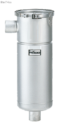 Корпус фильтра тонкой очистки мешочного типа Jumag SIE-1-01-S-6